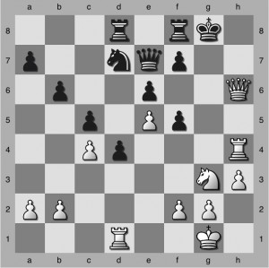 Does Black to play have a defence?