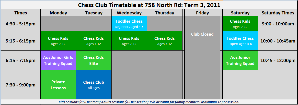 timetable term 3 Term 3, timetable, 2017 monday activities warnbro community church 85 warnbro sound ave, warnbro wa 6169 (park in aqua jetty parking lot.