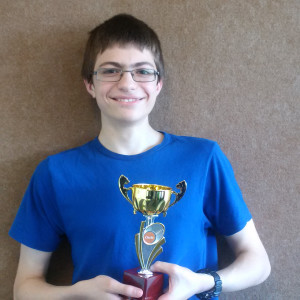 Amit Ben Harin Victorian Youth Chess Champion 2016